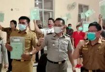 BPN Minsel Bagikan 1.892 Sertifikat Program PTSL ke Masyarakat
