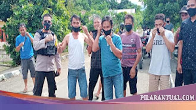 Penganiayaan di Desa Lompad Baru, Kapolres Minsel Minta Masyarakat Jaga Stabilitas Kamtibmas