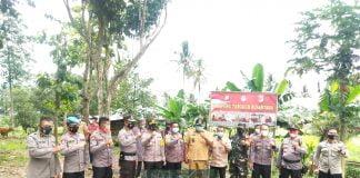 Tim Penilai Kampung Tangguh Provinsi Turun Di Desa Liberia Timur-Modayag