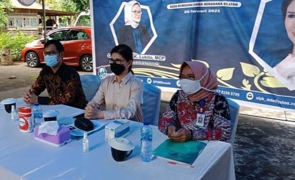 Felly E Runtuwene Ajak Pemerintah Desa Berperan Aktif Tangani Anak Kekurangan Gizi