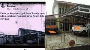 Foto Rumah Bertingkat dan 2 Mobil Mewah Angel Sepang Jadi Sorotan