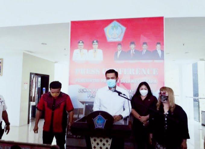 Pasca Viral Video Selingkuh Dengan Angel Sepang, James Arthur Enggan Mundur Dari DPRD Sulut