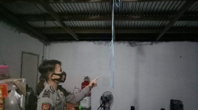 Polisi Selidiki Kasus Gantung Diri di Bolangitang Timur Bolmut