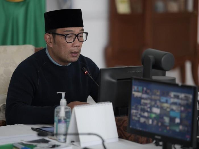 Gubernur Ridwan Kamil Luruskan Berita Soal Tersangka KPK Siti Aisyah Kakak Iparnya
