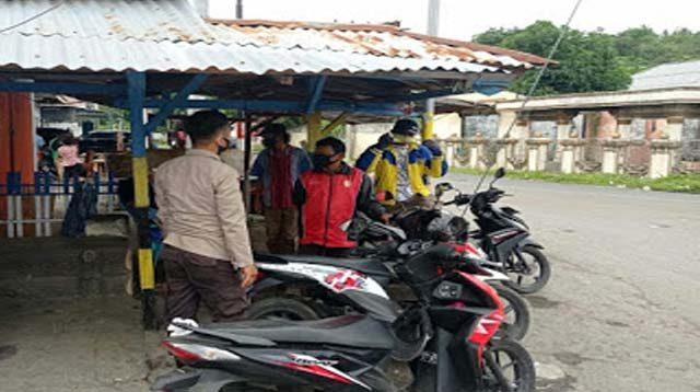 Polsek Kema Laksanakan Patroli Dialogis-PilarAktual