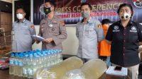 Polda Sulut 180 Kasus Penganiayaan Dipicu Minuman Keras
