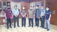 Wakil Bupati Minsel Kunjungi Kementerian Pertanian RI